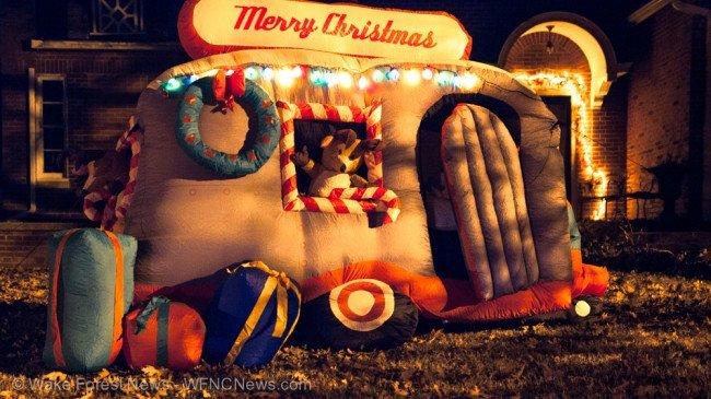 Single Wide Merry Christmas