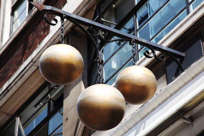 Longstanding Pawnbroker Symbol