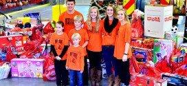Bay Leaf Fire Department Silently Serves Kids