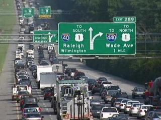 Memorial Day Traffic in NC to Reach Highest Volume Since